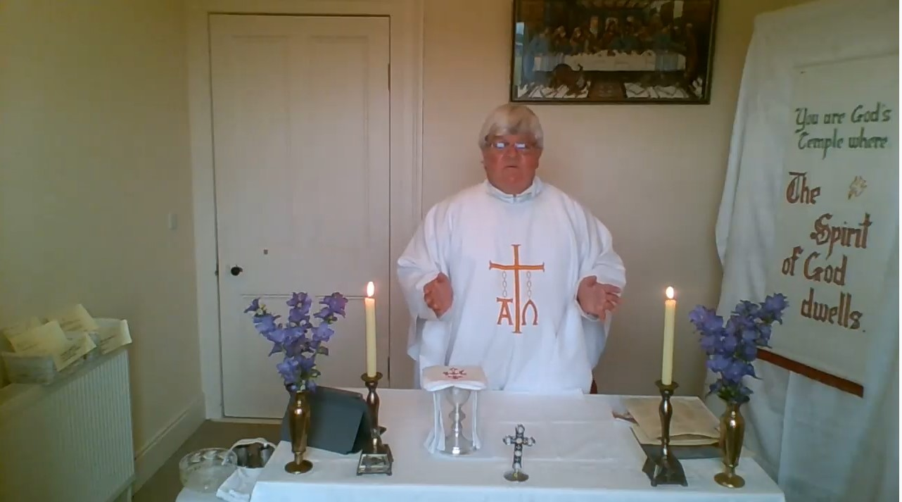 Father Dave O'Connell - Mass
