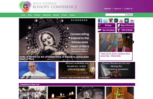 catholicbishops.ie website